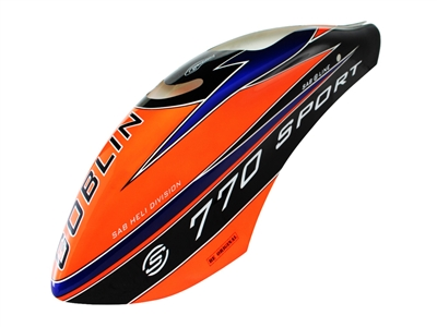 Canopy Orange - Goblin 770 Sport