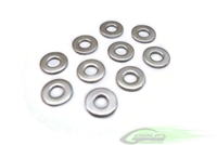Steel Washer 3.3 X 6 X 0.5mm (10pcs)