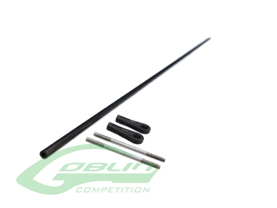 Carbon Fiber Tail Push Rod - Goblin 700