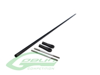 Carbon Fiber Tail Push Rod - Goblin 420 Sport