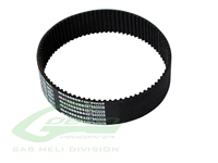 High Performance HTD Motor Belt 255-19 - Goblin Comet