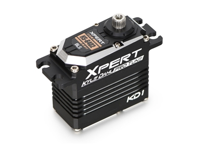 Xpert KD1 Cyclic Metal Gear Servo