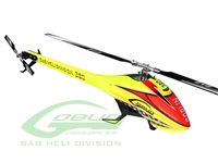 Goblin 380 Yellow/Red-