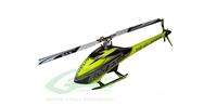 Goblin 500 Sport Carbon/Yellow-