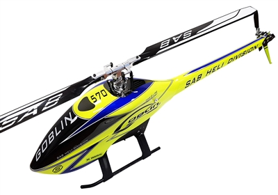 Goblin 570 Sport (Yellow)