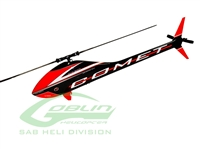Goblin COMET Black - Red-