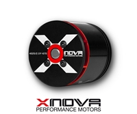 Xnova 4025-670KV 2.5Y Brushless Motor (Shaft A)-