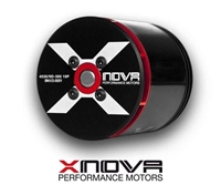 Xnova 4530-500KV 8D Brushless Motor - Shaft A-