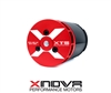 Xnova XTS 2618-1580KV 10P HP Brushless Motor - Shaft A