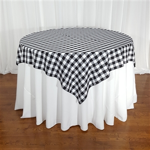 Checkered Gingham Square Overlays