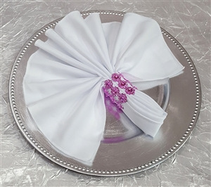 Sunflower Rhinestone Napkin Holder