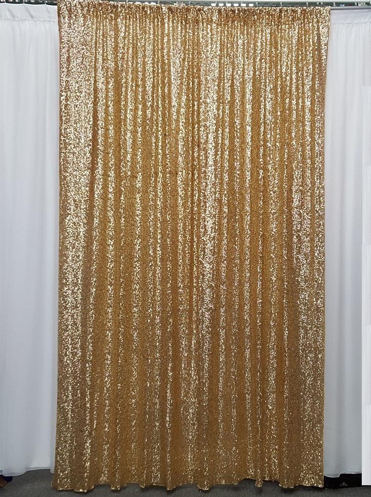 Sequin Backdrop Panels