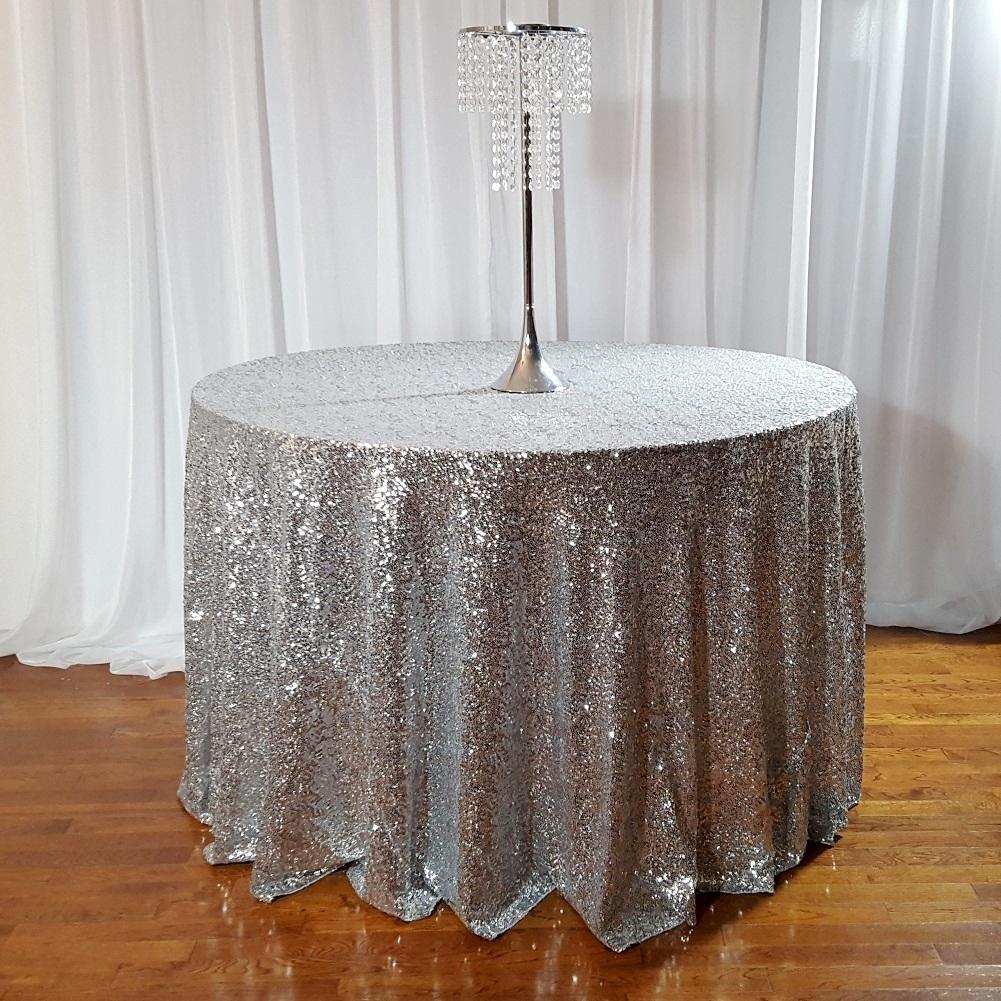 Sequin Mini Glitz Tablecloths
