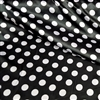 Polka Dots Satin Charmeuse