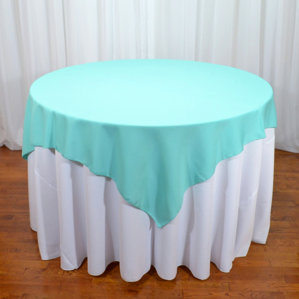 High Quality Polyester Table Overlay