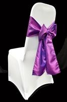 Taffeta Chair Sashes