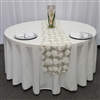 Flower Tulle Mesh Table Runners