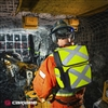 Caribee<br> Pilbara Safety Backpack - Hi Vis Yellow
