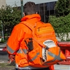 Caribee<br>Mineral King Safety Backpack - Hi Vis Orange