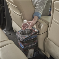 Talus High Road Southwest StashAway Console Car Trash Can and Auto Litter Bag