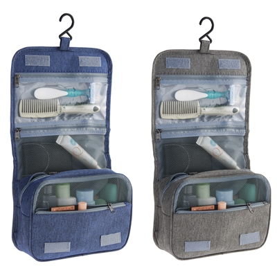 Smooth Trip Compact Personal Care Toiletry Bag Travel Organizer
