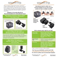 Smooth Trip<br>FREE Electrical Brochure