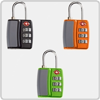Smooth Trip TSA Approved Combination Travel Luggage Lock