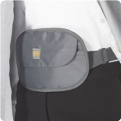 Talus Smooth Trip RFID Blocking Waist Travel Money Belt