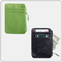 Talus Smooth Trip RFID Blocking Faux Leather Wallet
