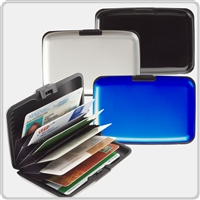 Smooth Trip RFID Blocking Aluminum Credit Card Case