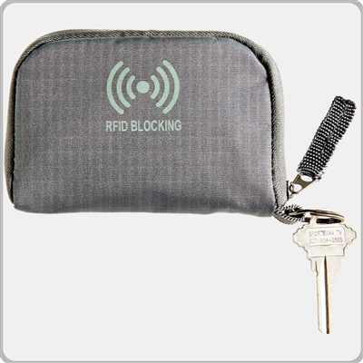 Talus Smooth Trip RFID Credit Card Pouch
