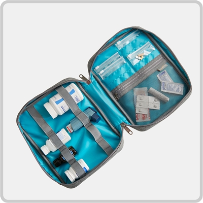 Talus Smooth Trip Travel Medication Case