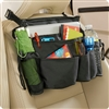 High Road<br>SwingAway&trade; Car Front Seat Organizer - Black