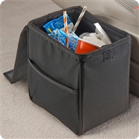 "<span style=""color:#DF7401"">New Style</span> High Road<br>TrashStand&trade; Litter Basket - Compact"