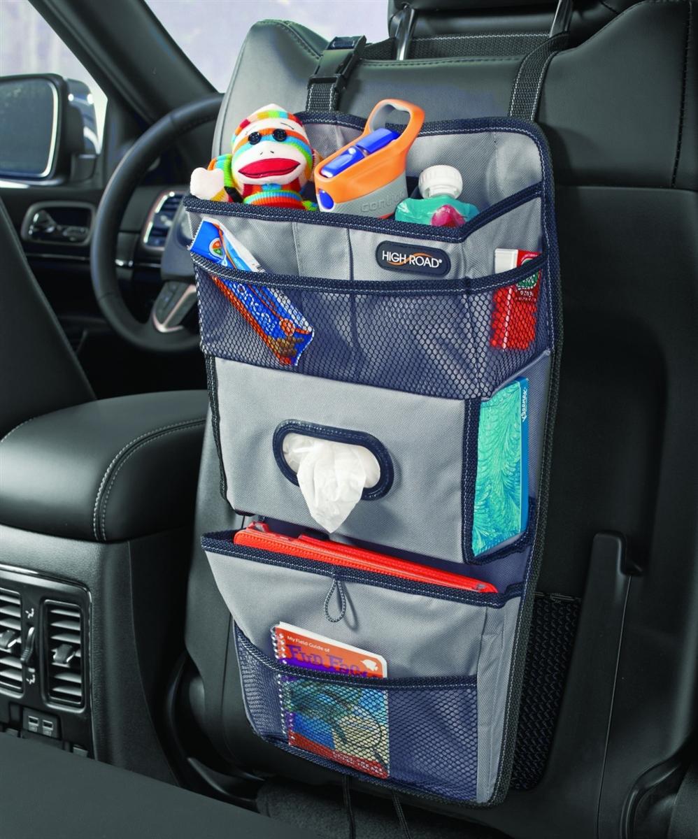 High Road Tissuepockets Seat Back Car Organizer