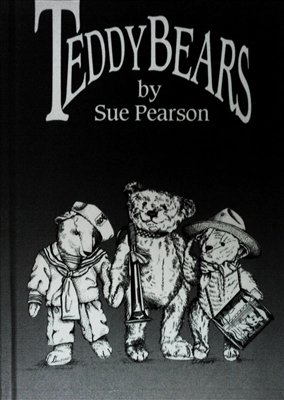 cover of Teddy Bears by Sue Pearson