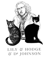 Lily & Hodge & Dr Johnson