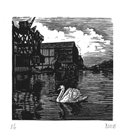 The Engraver's Cut (Diana Bloomfield): Swan & Factory