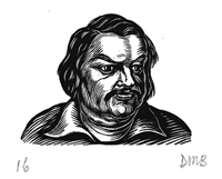 The Engraver's Cut (Diana Bloomfield): Balzac