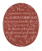 The Engraver's Cut (Diana Bloomfield): Tribute to Lord Cobold