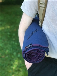 Wristies Travel Blanket