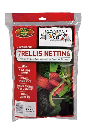 TN650 Trellis Netting Clear