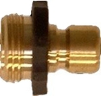 003291 QVS Pro Series Male Brass Quick Connect