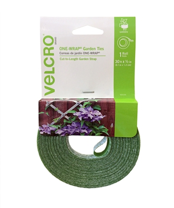 90594 VELCRO® Brand ONE-WRAP® Garden Ties 30' x 1/2""
