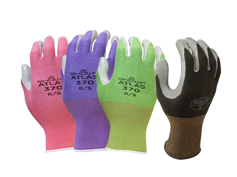 Nitrile   Atlas Nitrile Garden Gloves