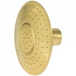 Haws Brass Round Rose V137