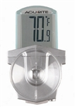 Outdoor Window Thermometer with Suction Cup