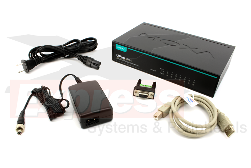 MOXA UPORT 1650-8 DRIVER FOR WINDOWS MAC