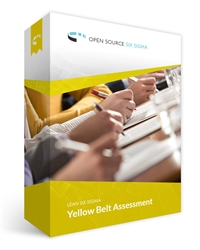 The Certified LSS Yellow Belt Assessment