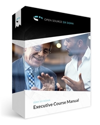 Lean Executive Introduction Course Manual